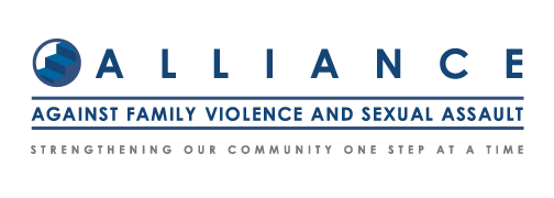 Alliance Against Family Violence & Sexual Assault